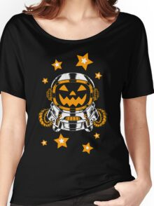 Space Halloween Women's Relaxed Fit T-Shirt