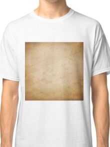 Steampunk background Classic T-Shirt