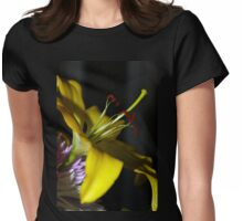 Edmonton Lily Womens Fitted T-Shirt