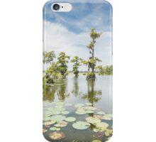 Lake Martin at Noon iPhone Case/Skin