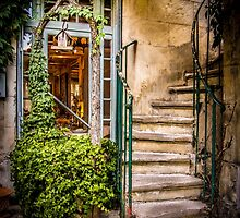 Stairway to ? by Sue Martin
