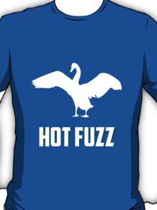 Hott Fuzz Minimal T-Shirt