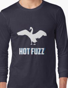 Hott Fuzz Minimal Long Sleeve T-Shirt
