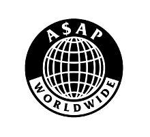 Asap Mob Photographic Print