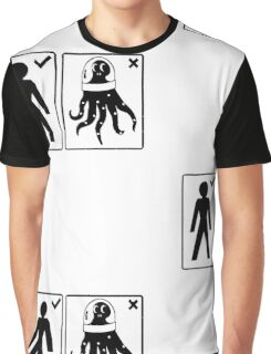 Sorry, I only date humanoids (male) Graphic T-Shirt