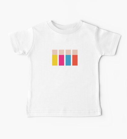 Sgt. Pixel's Lonely Hearts Club Band Baby Tee