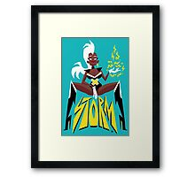 By the Goddess! Framed Print