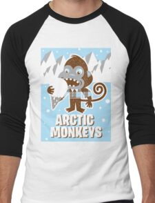 ARTIC MONKEYS Men's Baseball ¾ T-Shirt