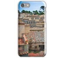 Spanish Roofs iPhone Case/Skin
