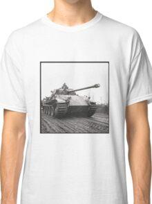 German Tank Photo Classic T-Shirt