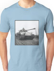 German Tank Photo Unisex T-Shirt