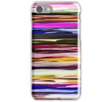 Watercolor Colored Abstract Background iPhone Case/Skin