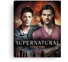 Supernatural Canvas Print