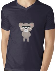 Big brow koala  Mens V-Neck T-Shirt