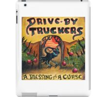 DRIVE BY TRUCKERS TOURS 2 iPad Case/Skin
