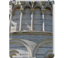 Detail of the Baptistery building in Piazza dei Miracoli Square of Miracles, Pisa, Tuscany, Italy iPad Case/Skin