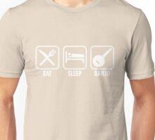 Eat Sleep Banjo Unisex T-Shirt