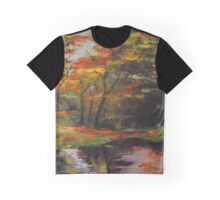 """""""Near"""" from the In The Forests Series Graphic T-Shirt"""