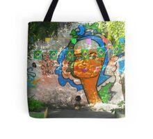 Street art & flags, Rio de Janeiro Tote Bag