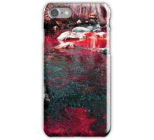 Blood Red Creek iPhone Case/Skin