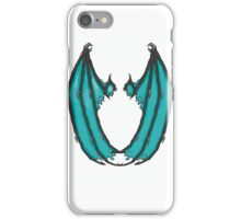 Dragon wings iPhone Case/Skin