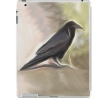 Crazy Crow iPad Case/Skin