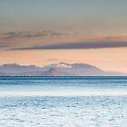 Good morning Arran, Ayrshire, Scotland by Cliff Williams