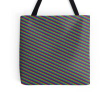 440Hz Frequency Tote Bag