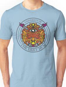 UNIVERSITY OF THE DAILY HUM Unisex T-Shirt
