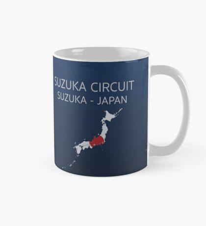 Suzuka Circuit Japan Mug Mug