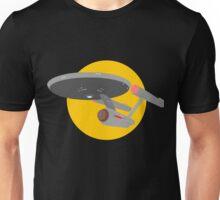 Star Trek - USS Enterprise NCC-1701 Unisex T-Shirt