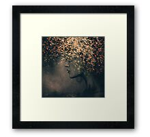 secret Framed Print