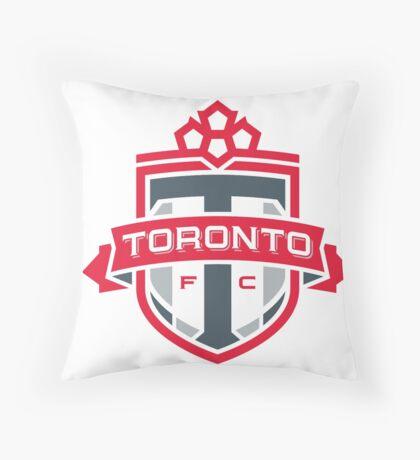 Toronto FC Throw Pillow