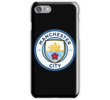 Manchester City Crest iPhone Case/Skin