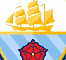 Manchester City Crest Sticker