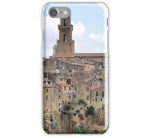 Pitigliano Italy iPhone Case/Skin