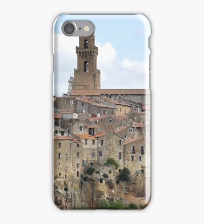 Pitigliano Italy iPhone Case/Skin