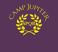 Camp Jupiter by ElinCST