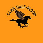 Camp Half-Blood by ElinCST
