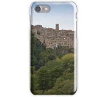 Sorano Italy iPhone Case/Skin