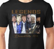 LEGENDS DESERT TRIP 2016 Unisex T-Shirt