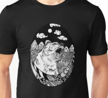 Nightseries_Bear Unisex T-Shirt