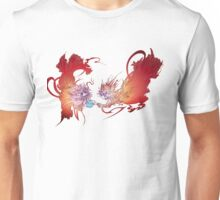 Final Fantasy Design Unisex T-Shirt