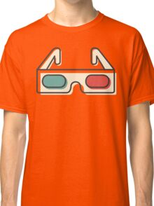 When 3D Was Cool Classic T-Shirt