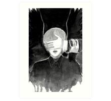 Blood Sweat and Tears JIMIN Art Print