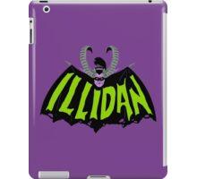 Demon man iPad Case/Skin