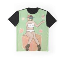 VR-girl Graphic T-Shirt