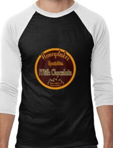 Honeydukes Chocolate - Milk!Version Men's Baseball ¾ T-Shirt