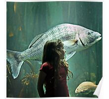 Mila and the Big Fish Poster