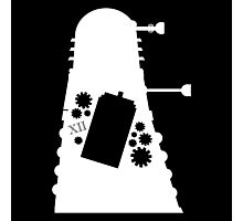 The Inner Dalek Photographic Print